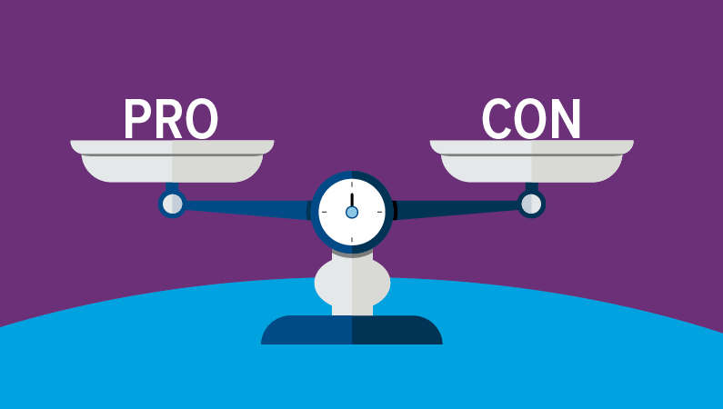 pros and cons of account-based selling